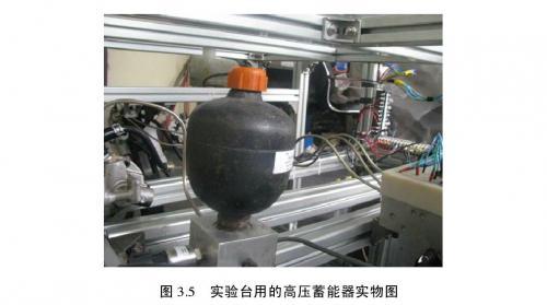 汽车电子液压制动系统跟随特性的实验研究 汽车EHB系统的硬件设计 高清图片